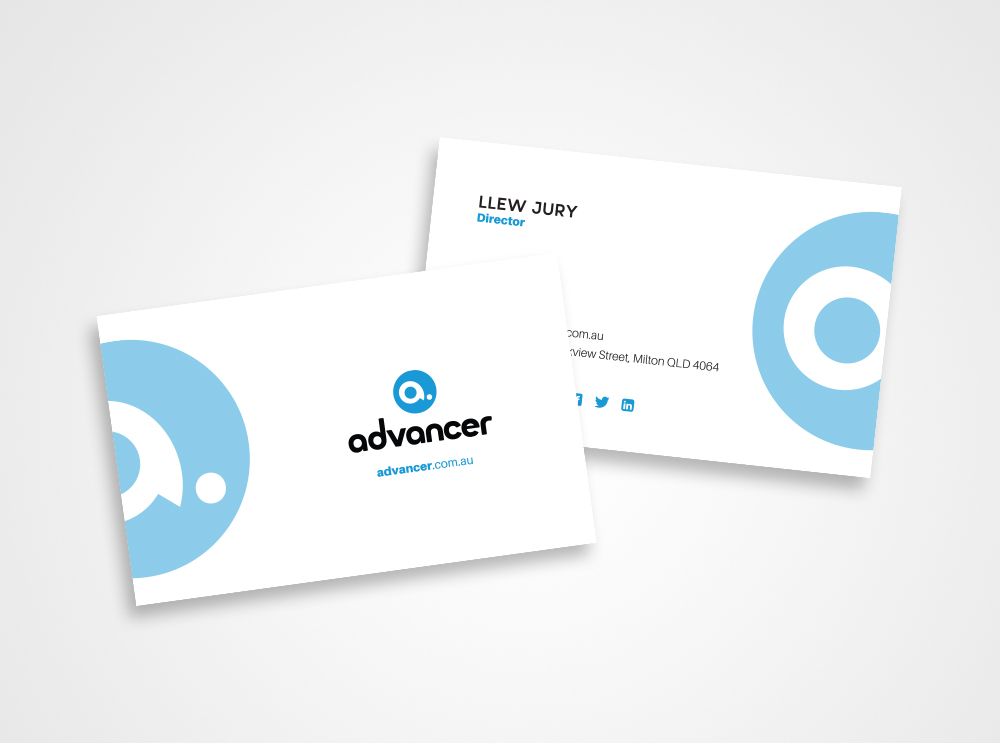 Advancer-BusinessCard