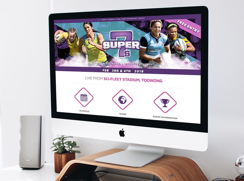 Super7s Website
